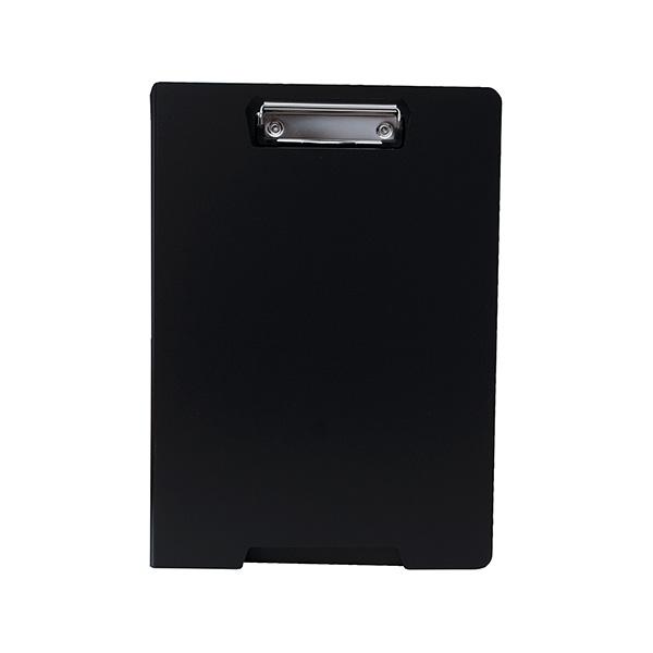 Carpeta miniclip A4 negro