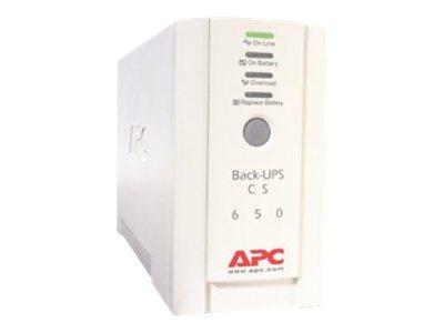 SAI APC BACK-UPS 650VA 230V