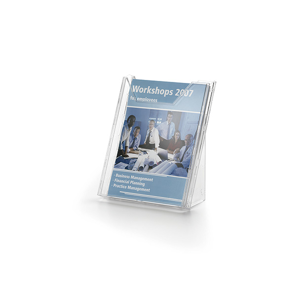 Expositor de sobretaula A4 Durable Combibox