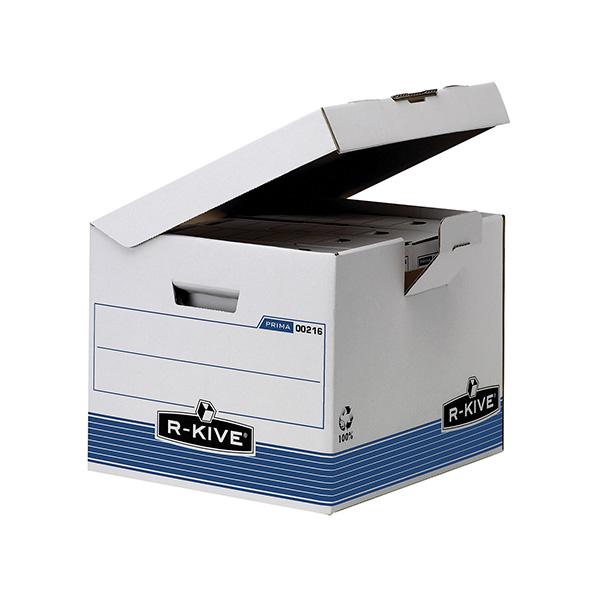 Contenedor de archivo definitivo Fellowes r-kive 285x333x390