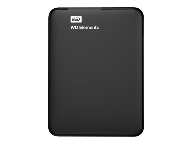 WD ELEMENTS PORTABLE WDBUZG5000ABK 500GB USB 3.0