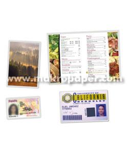 Plásticos para plastificar Folio 125micras (100u)