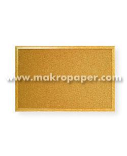 Tablero de corcho Makro Paper 60x90 cm.