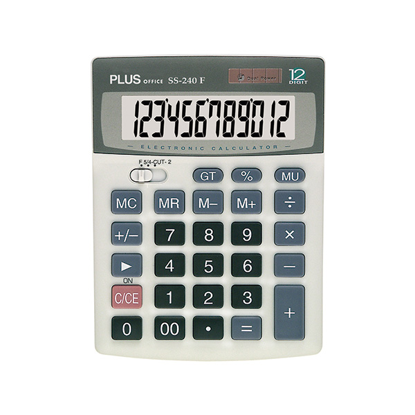 Calculadora Plus Office SS-240F