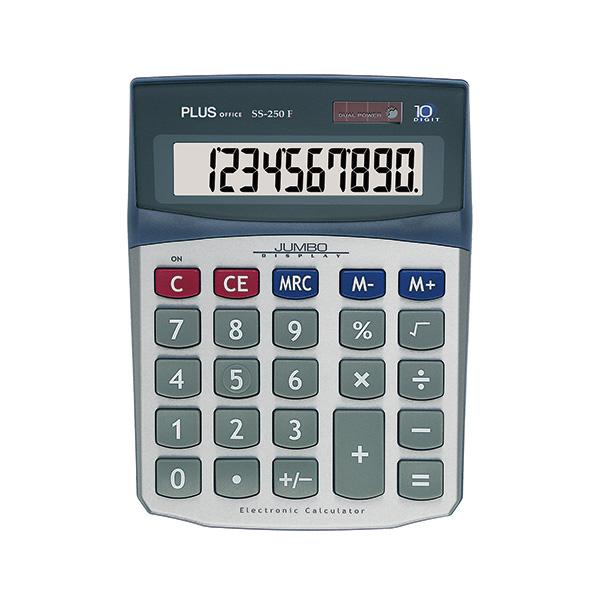 Calculadora Plus Office SS-250F