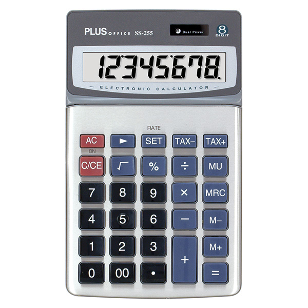 Calculadora Plus Office SS-255