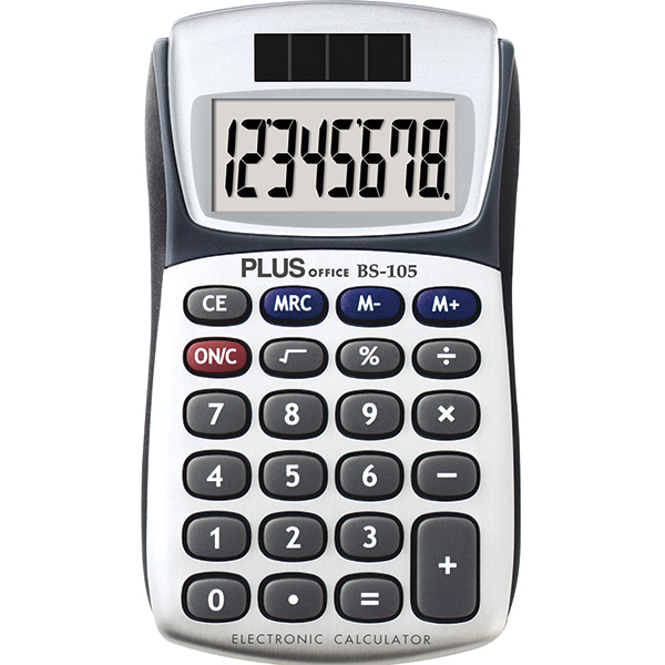 Calculadora Plus Office BS-105