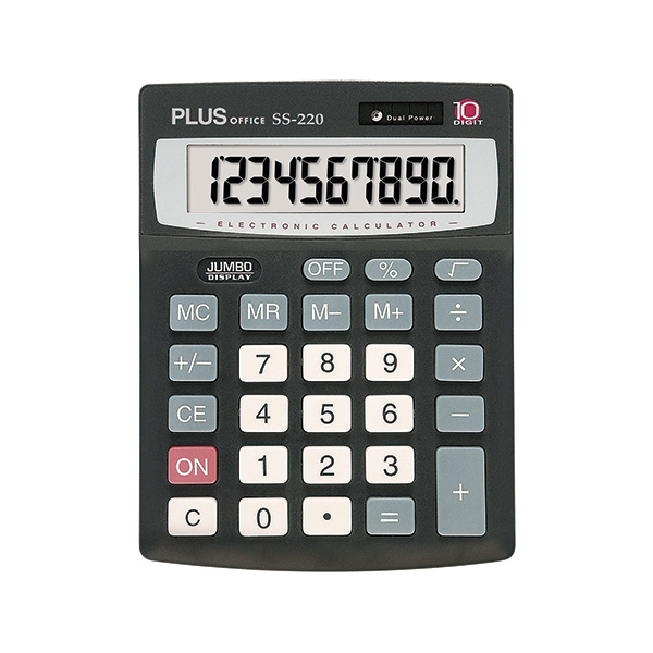 Calculadora Plus Office SS-220