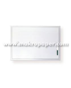 Pizarra blanca magnética Makro 120x180cm.
