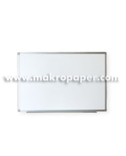 Pizarra blanca Makro Paper 90x120