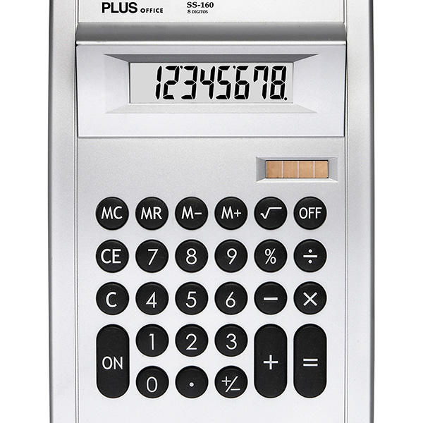 Calculadora Plus Office SS-160
