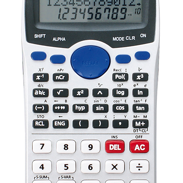 Calculadora Científica Plus Office FX-224