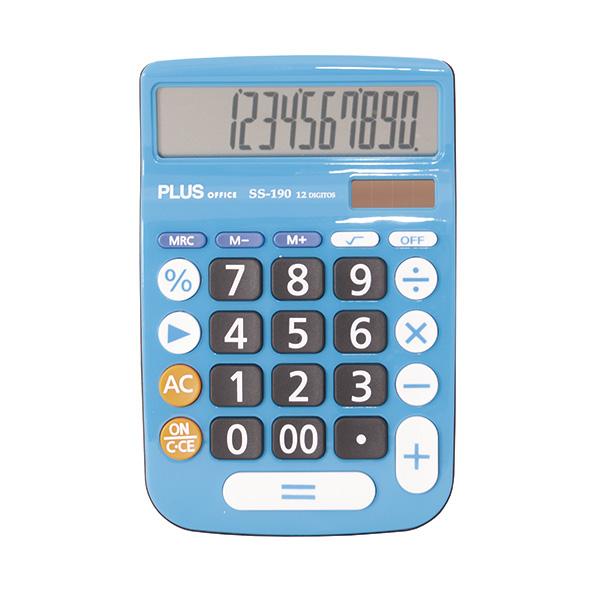 Calculadora Plus Office SS-190