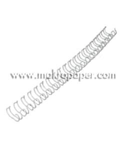 Canutillo Wire-0 10mm blanco 85h (100 unid)