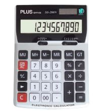 Calculadora Plus Office SS-280N 10 digitos