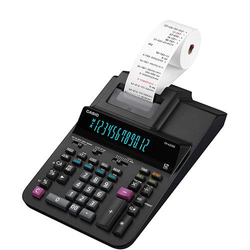 Calculadora impresora Casio FR-620 TEC