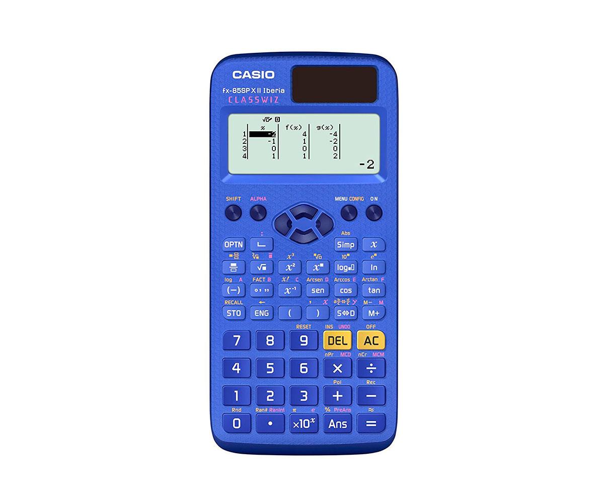 Calculadora gráfica Casio FX-85SPX II
