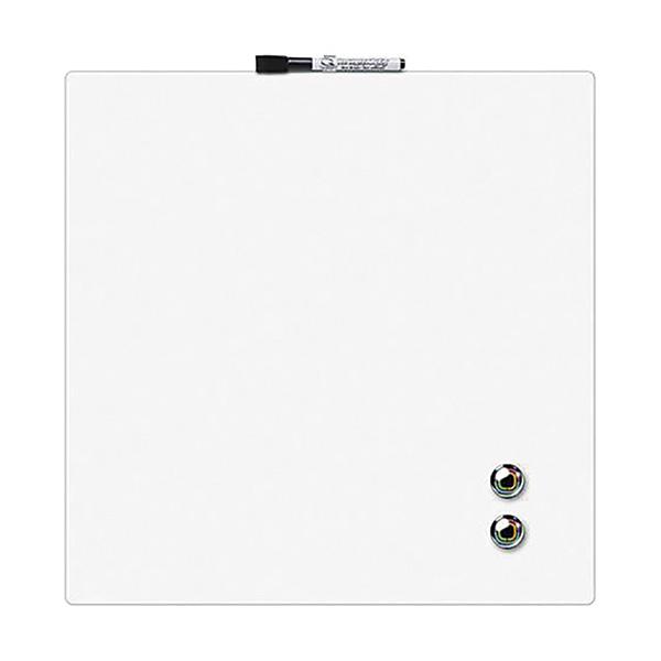 Pizarra Rexel 360x360 blanco