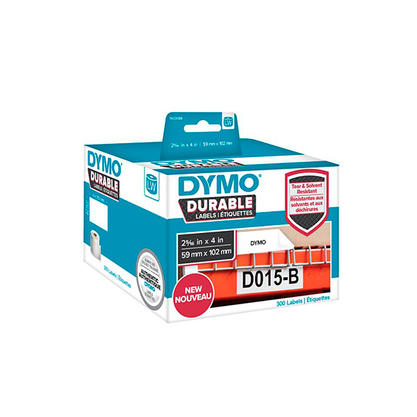 Etiquetas Dymo label write 59x102mm