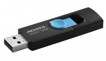Pen drive Adata deslizante 32GB negro