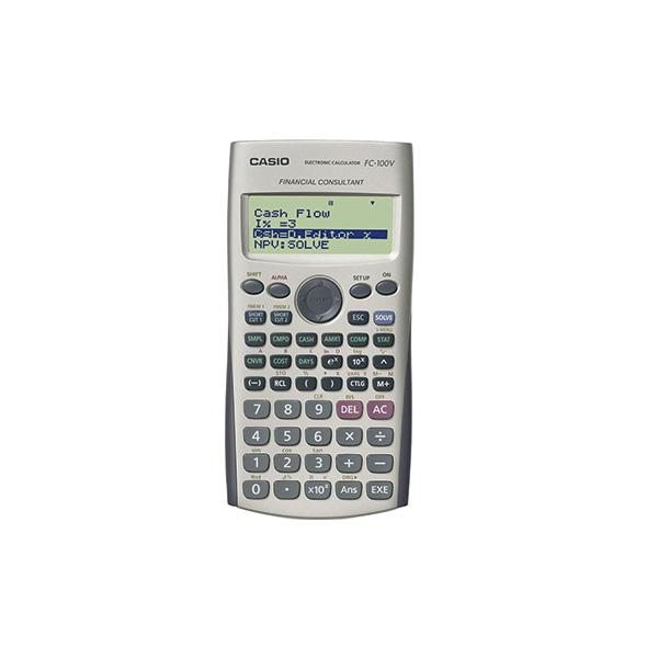Calculadora Científica Casio FC100V