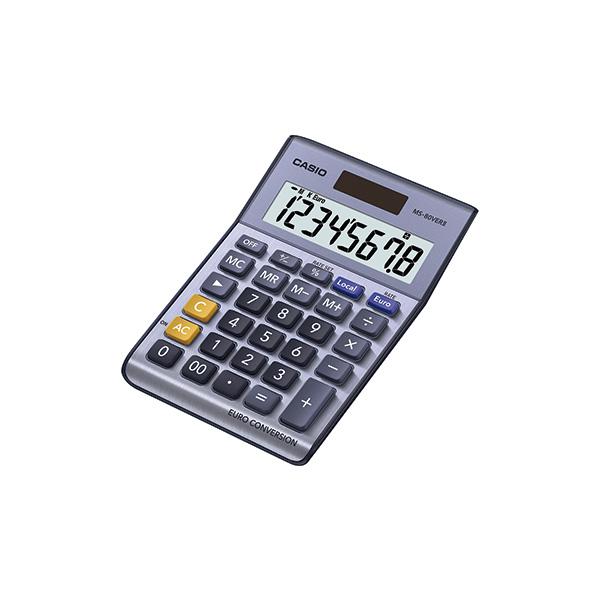 Calculadora Casio MS80VER II