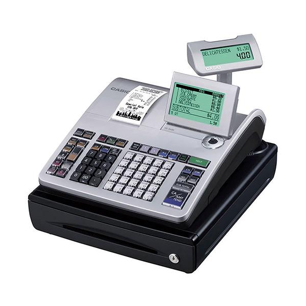 Caja Registradora Casio SE-S400