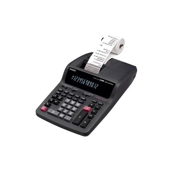 Calculadora Impresora Casio DR 420 TEC