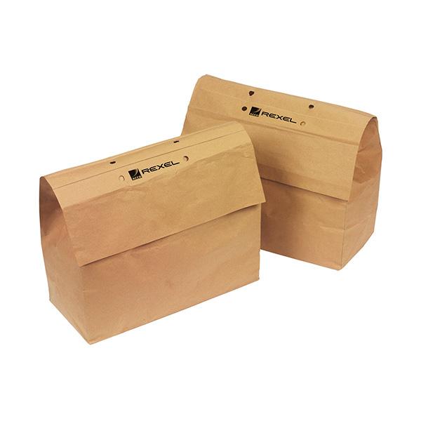 Bolsas para residuos Rexel reciclables MERCURY 23 L.