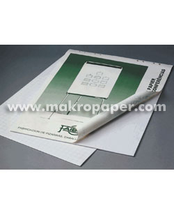 Bloc de papel para pizarra 65x90 cuadricula (50h)