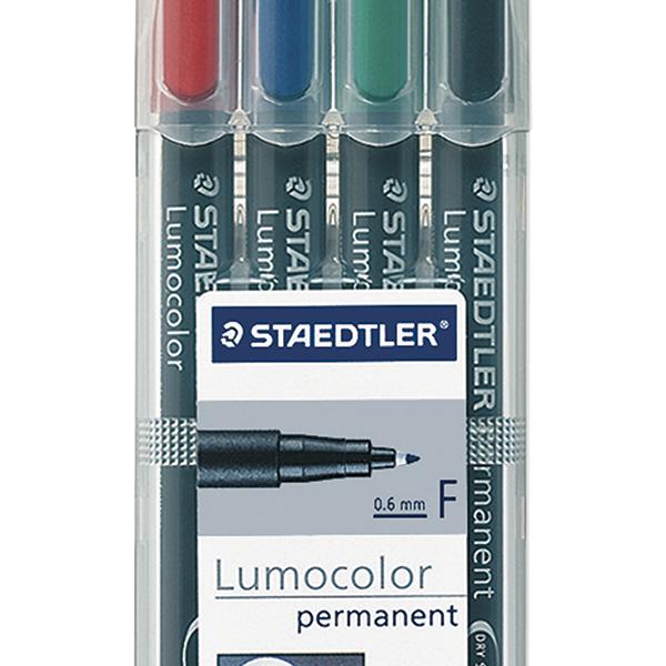 Rotulador permanente Staedtler 0,6mm Surtidos