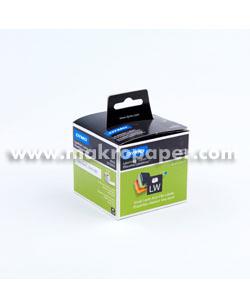 Cintas Labelwriter 89x29 mm Surtidos/plástico (520 uds.)