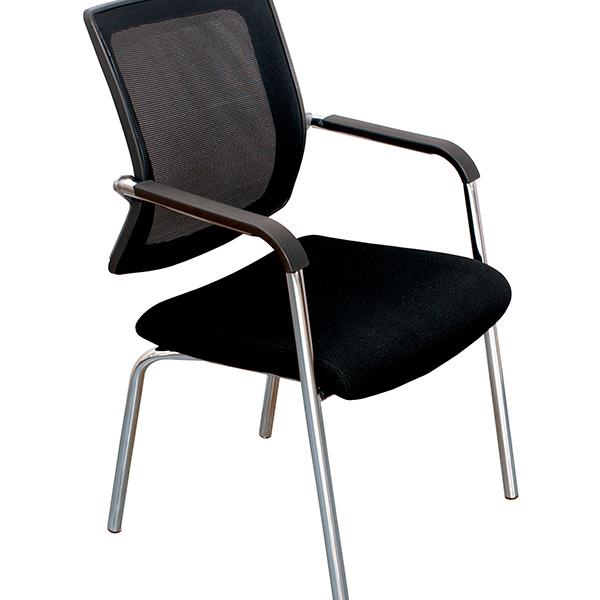 silla oficina makro paper mesh color negro negro