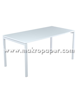 MESA PAPERFLOW 160X75X80 BLANCO