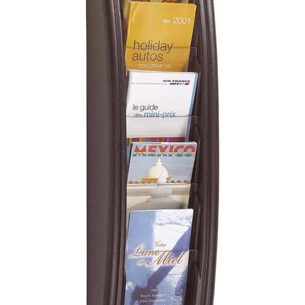 Expositor Paperflow mural Quick Fit A5