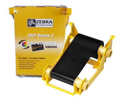 Ribbon Zebra Kresin ZXP3 1000 Images