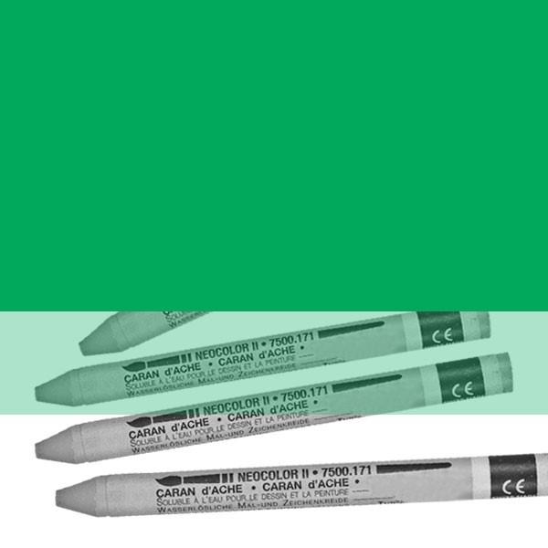 Ceras  Neocolor II verde pradera