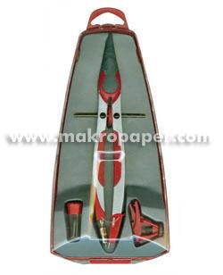 Compás BK-510 Rojo