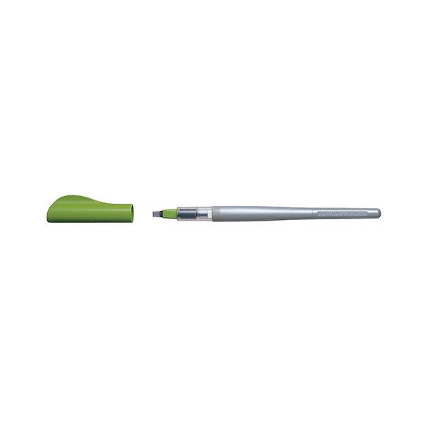 Plumas caligráficas Pilot Parallel pen Verde