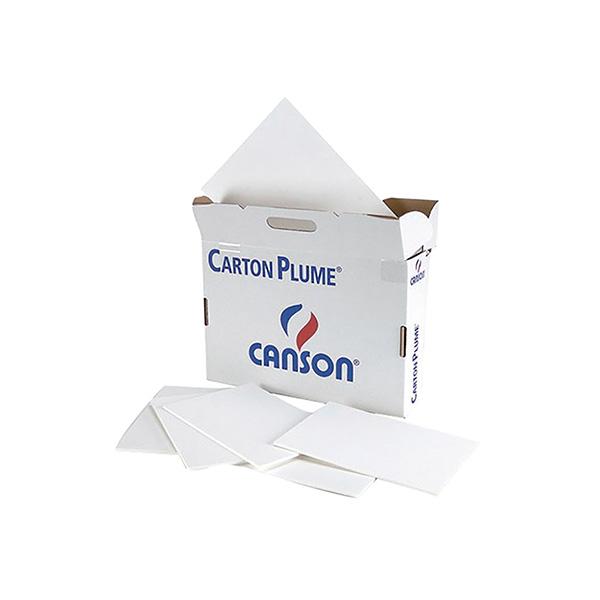 Cartón pluma Canson classic 50x70 Blanco Espesor 3mm