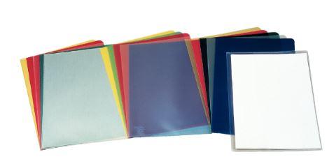 Caja 100 dosiers uñeros PP Folio transp. rugoso