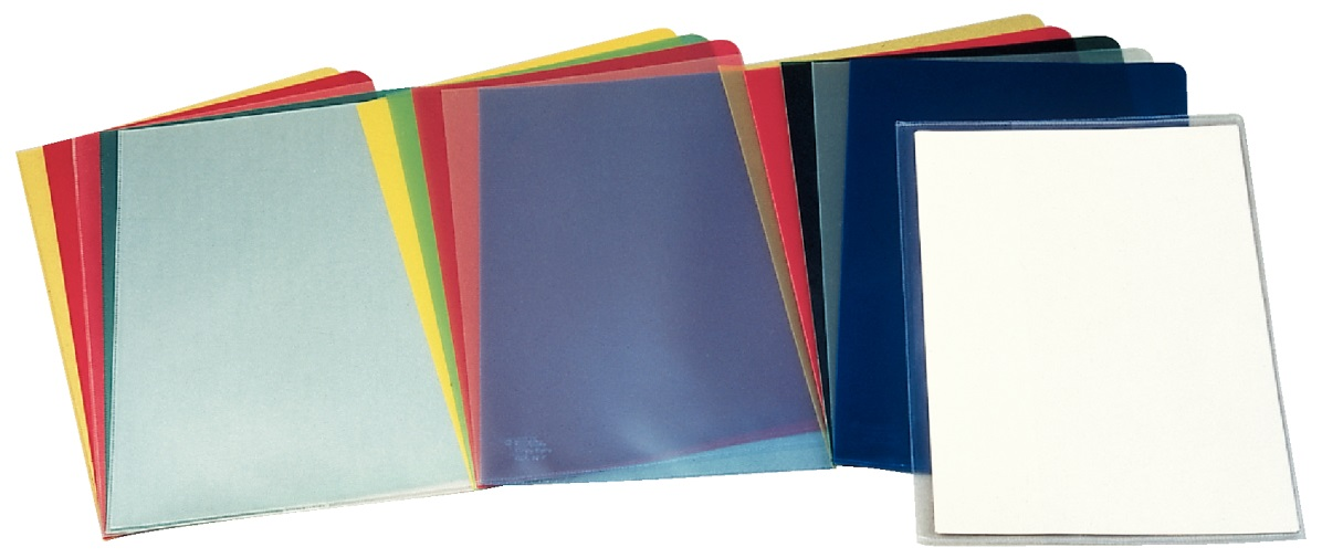 Dosier uñero Folio PVC 180m transparente