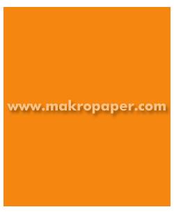 Cartulina 200gr 50x65 cm Naranja (25u)
