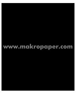 Cartulina 200gr 50x65 cm Negro (25u)