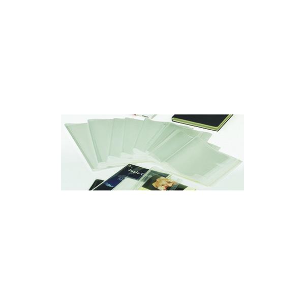 Forro libros PVC nº22 225x530mm 120 micras