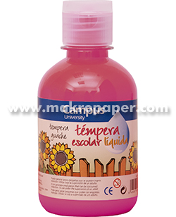 Témpera Campus University magenta 250gr