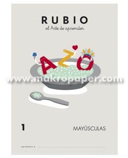 Cuaderno Rubio Mayusculas 10u