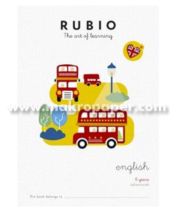 Cuaderno Rubio Beginners 6/5u
