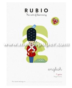 Cuaderno Rubio Beginners 7/5u