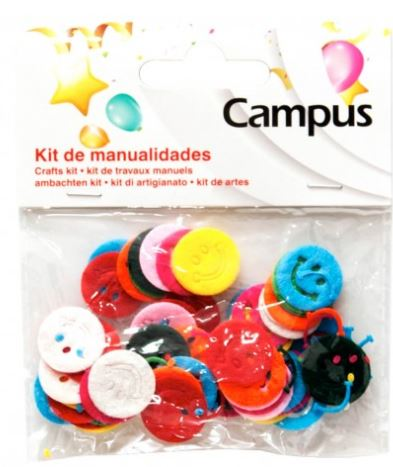 SET MANUALIDADES CAMPUS CARITAS FELPA